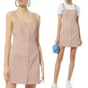 copy- INTERMIX Mayoon Pink Dress